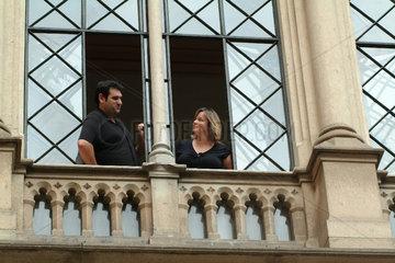 PUNTI  Jordi und KREMSER  Stefanie