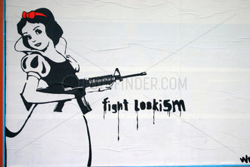 fight lookism.