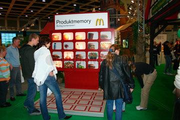 Mcdonald Produktmemory