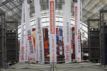 Bookfair Leipzig 2009 - Exhibition hall