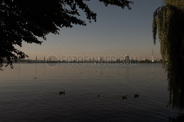 Hamburg - Aussenalster
