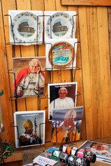 Papst Devotionalien