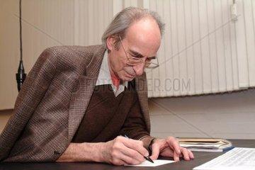 RUEHMKORF  Peter - Portrait des Schriftstellers