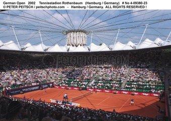 Tennisanlage Rothenbaum