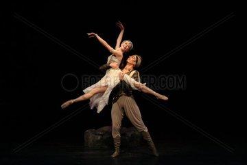 LA BAYADERE - Szenenfoto des Balletts
