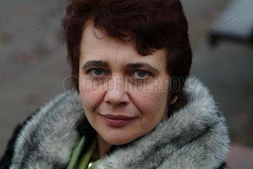 IVANOVA  Mirela - Portrait der Schriftstellerin