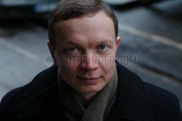 TODE  Emil - Portrait des Schriftstellers