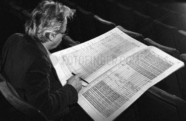 LIGETI  Gyoergy - Portrait des Komponisten