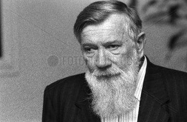 SINJAWSKIJ  Andrej - Portrait des Schriftstellers