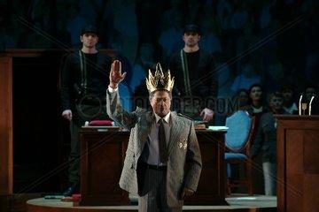 Nabucco - Szenenfoto
