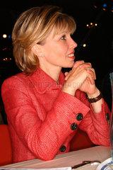 Doris Schroeder Koepf beim SPD Wahlparteitag