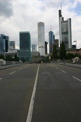Frankfurter Financial district