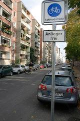 Fahrradstrasse