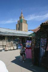 Markt von Riga.