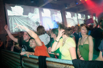 Berlin. Club Transmediale 2007