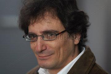 SANCHEZ PINOL  Albert - Portrait des Schriftstellers