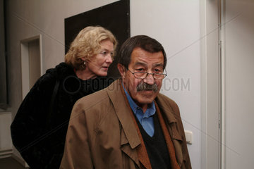 GRASS  Guenter - with his wife GRASS  Ute