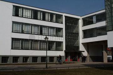 Bauhaus in Dessau - Fassade
