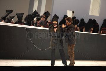 IDOMENEO - Szenenfoto der Oper