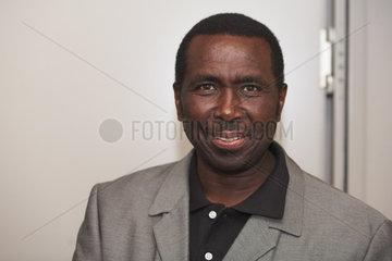 MWANGI  Meja - Portrait des Schriftstellers