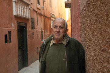 GOYTISOLO  Juan - Portrait des Schriftstellers