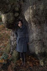 SCHENKEL  Andrea Maria - Portrait der Schriftstellerin