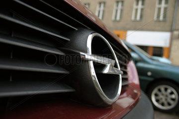 Opel im Stadtverkehr