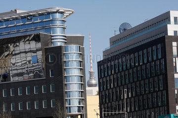 Berliner Buerogebaeude