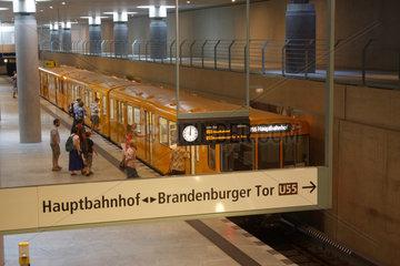 U Bhf Bundestag