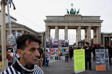Iranische Opposition in Berlin
