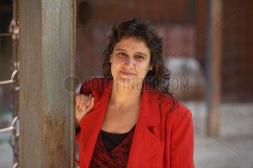 CASTELLS  Ada - Portrait der Schriftstellerin
