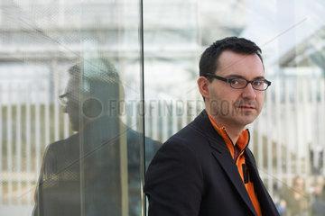 WITKOWSKI  Michal - Portrait des Schriftstellers