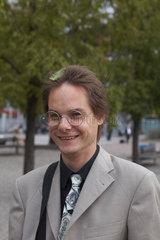 BRAUN  Ilja - Portrait des Uebersetzers
