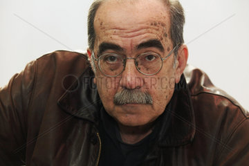 OKER  Celil - Portrait des Schriftstellers