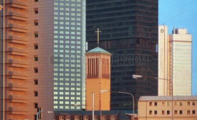 Church in Frankfurt / Main 1999