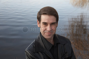 DAVIDSON  Andrew - Portrait of the writer