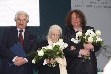 Preis der Leipziger Buchmesse 2007 - Preistraeger