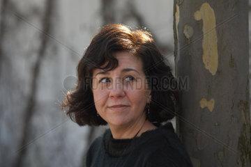 SOLANA  Teresa - Portrait der Schriftstellerin