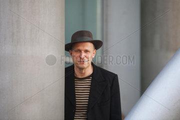 TUKUR  Ulrich - Portrait des Schauspielers