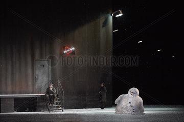 LA BOHEME - Szenenfoto der Oper