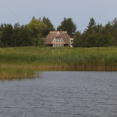 Born - Cottage at Bodden