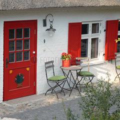 Ahrenshoop - Front Door
