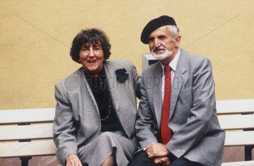 BRUECKNER  Christine und KUEHNER  Otto Heinrich