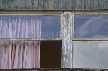 Retro curtain