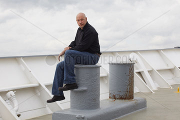 WROBLEWSKI  David - Portrait of the writer