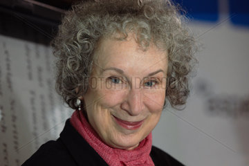 ATWOOD  Margaret - Portrait of the writer