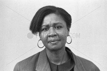KINCAID  Jamaica - Portrait of the writer