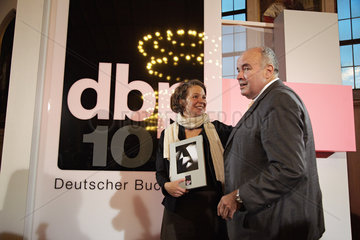 NADJ ABONJI  Melinda - Deutscher Buchpreis 2010