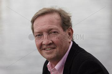WALKER  Martin - Portrait of the writer