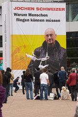 Bookfair Frankfurt/Main 2010 - Jochen Schweizer Display